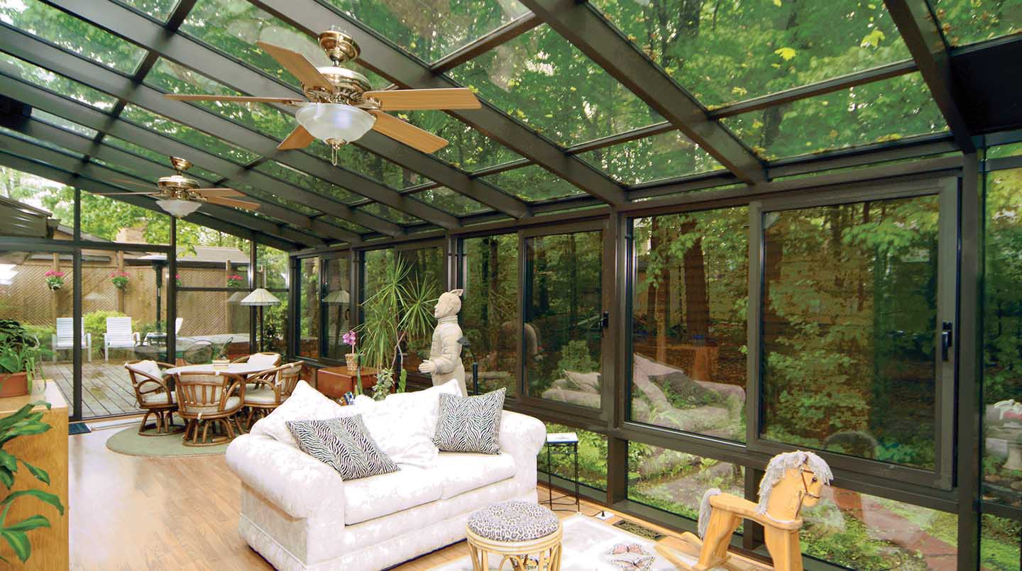 Top 7 Most Stunning Enclosed Patio Designs And Their Costs