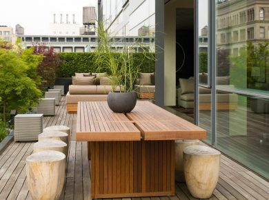 Modern Deck Design for Urban Dwellers
