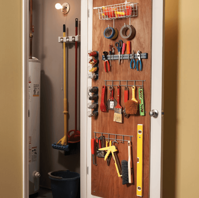 Door Organizer Rack